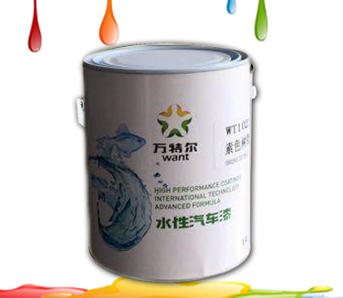 万特水性涂料的基本知识以及水性涂料喷涂施工技巧