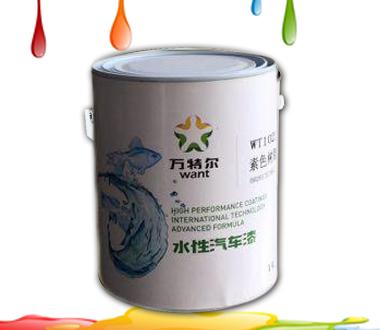 万特尔新产品——水性广告标识漆